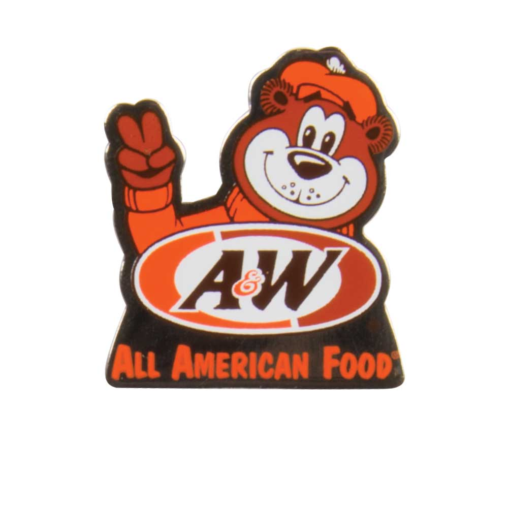 A&W 2013 Collector's Pin