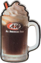A&W Float Pin