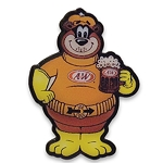 A&W GRB Hero Pin