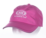 A&W CHARITY PINK HAT