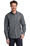 A&W Port Authority® Mens Untucked Fit SuperPro ™ Oxford Shirt