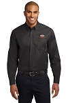 A&W Port Authority® Mens Tall Long Sleeve Twill