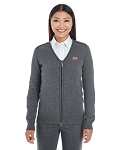 A&W Devon & Jones Manchester Fully-Fashioned Full-Zip Sweater