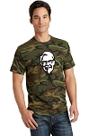 KFC Port & Company® Core Cotton Camo Tee