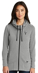 KFC New Era® Ladies Tri-Blend Fleece Full-Zip Hoodie