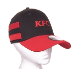 KFC New Era® Stretch Cotton Striped Cap