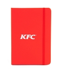 KFC Red Comfort Touch Logo Journal
