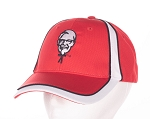 KFC Red & White Ball Cap