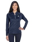 KFC Core 365 Ladies Kinetic Performance Quarter-Zip