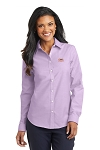 A&W Port Authority® Ladies Long Sleeve Superpro Oxford