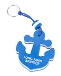LJS Anchor Shape Floating Key Tag