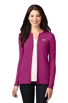 A&W Port Authority® Ladies Concept Stretch Button-Front Cardigan