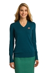 A&W Port Authority® Ladies V-Neck Sweater