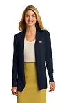 A&W Port Authority® Ladies Open Front Cardigan