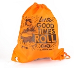 A&W Drawcord Tote Bag