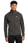 A&W The North Face® Mens Mountain Peaks Full-Zip Fleece Jacket