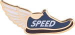 LJS SPEED Lapel Pin