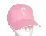 Taco Bell Light Pink Cap