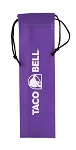 Taco Bell Stainless Steel Straw Kit