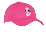 Taco Bell Port & Company® Six-Panel Twill Cap