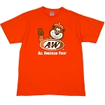 A&W PEACE ROOTY TEE