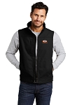 A&W CornerStone® Duck Bonded Soft Shell Vest