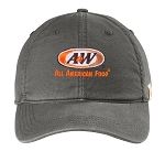 A&W Carhartt® Cotton Canvas Cap