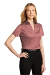 A&W Port Authority® Ladies Heathered Silk Touch™ Performance Polo