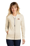 A&W Sport-Tek® Ladies Lightweight French Terry Bomber