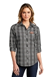 AW Port Authority® Ladies Everyday Plaid Shirt