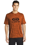 A&W Sport-Tek® PosiCharge® Electric Heather Tee