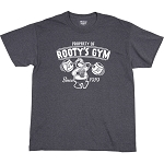A&W ROOTY'S GYM TEE