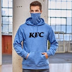 KFC GAITER FLEECE HOOD