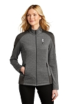 KFC Port Authority® Ladies Grid Fleece Jacket
