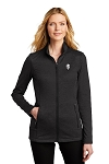 KFC Port Authority® Ladies Collective Striated Fleece Jacket