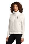 KFC OGIO® Ladies Luuma Sherpa Full-Zip