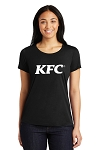 KFC Ladies Sport-Tek® PosiCharge® Competitor™ Cotton Touch™ Tee