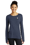 KFC Sport-Tek® Ladies Exchange 1.5 Long Sleeve Crew