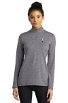 KFC Sport-Tek® Ladies Exchange 1.5 Long Sleeve 1/2-Zip