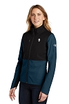 KFC The North Face® Ladies Castle Rock Soft Shell Jacket