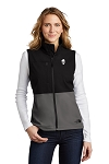 KFC The North Face® Ladies Castle Rock Soft Shell Vest