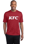 KFC Sport-Tek® Heather Contender™ Tee