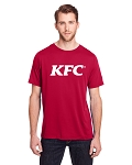KFC Core 365 Adult Fusion ChromaSoft Performance T-Shirt