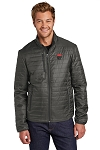 Pizza Hut Port Authority® Mens Packable Puffy Jacket