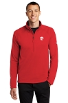 Pizza Hut The North Face® Mens Mountain Peaks 1/4-Zip Fleece