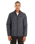 Pizza Hut Core 365 Mens Prevail Packable Puffer Jacket