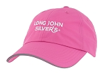 LJS Core 365 Pink Adult Pitch Performance Cap