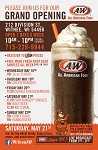 A&W Grand Opening