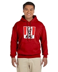 KFC Unisex Bucket Hoodie (Please call to order. Due to covid, stock is vary limited)