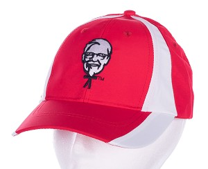 KFC Red & White Dry-Wicking Cap (out of stock)